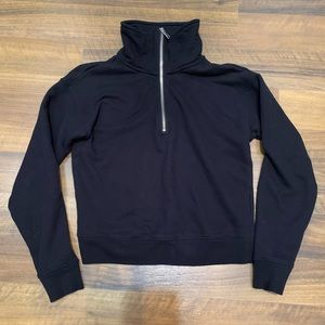 Babaton Quarter Zip Sweatshirt